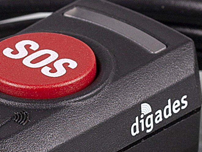 interact comfortably and safely - with electronics solutions from digades