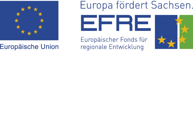 digades conducts research together with other companies and is supported by the European Regional Development Fund (ERDF) in the Free State of Saxony 2014 - 2020.